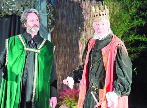 REVIEW: The Tempest at Stubbings Estate