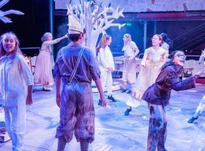 REVIEW: Grimm Tales at South Hill Park