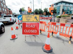 Viewpoint: Queen Street, Simon Dudley and Heathrow