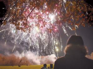 Where to watch fireworks in Maidenhead, Windsor and Slough