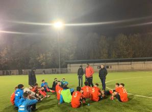 Maidenhead United u18s show their flair against Ware u18s to progress in FA Youth Cup