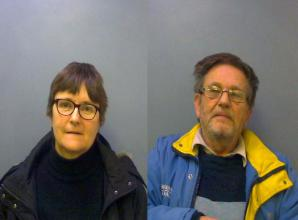 Pair jailed for historic sex offences