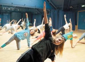 Youth Dance at Norden Farm