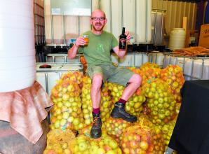 Bray community news: Crazy Dave's Cider applies to sell direct from Oak Tree Farm