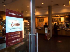 Pret a Manger's Windsor shop among stores set to reopen