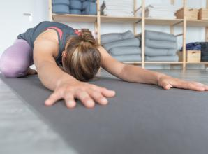 Free from-home Pilates class to run in term time lunch hour
