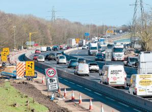 M4 to close between Slough and Maidenhead this weekend