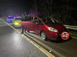 Trio in car hit with COVID fines near Maidenhead for 'epic' 150-mile night out