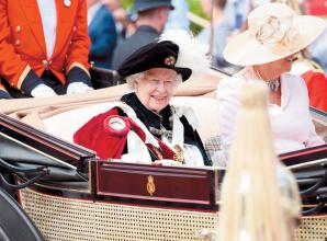 Queen thanks public for 'support and kindness' on her 95th birthday
