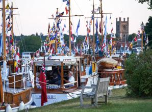 SPONSORED: The Thames Traditional Boat Festival is back