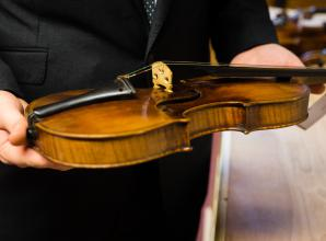 SPONSORED: Amati specialists travel the world valuing instruments. We are coming to Berkshire