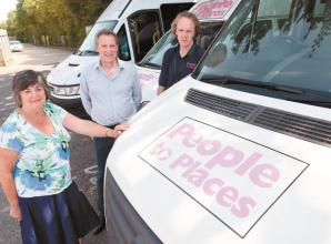 People to Places charity given Louis Baylis Trust grant to fund day trips