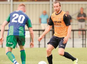 Football round-up: Lench on target as Slough Town leave it late to beat Braintree
