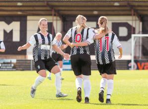 Simone's stunners sink Poole Town as Maidenhead United Women pick up first three point haul
