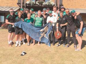 Berkshire hold their nerve to win Minor Counties Championship title by one wicket