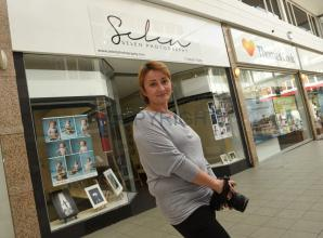 Informing business: New photo studio opens in Nicholsons