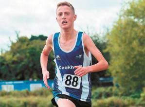 McGrath leads charge of the royal blue vests as Cookham RC make impressive start to cross country campaign