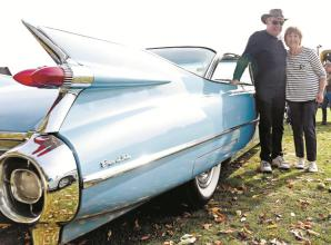 Vintage cars coming to Cookham this weekend