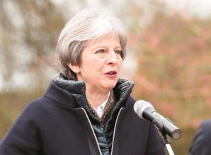 Theresa May speaks out against Boris Johnson's immigration proposals