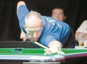 Leary wants to become world pool champion after notching up national and European titles