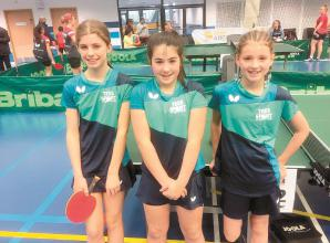 Cippenham's new junior girls' team riding high in British League