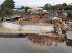 Maidenhead Waterways chairman remains positive despite limited funds