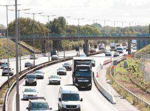 M4 Closures this weekend