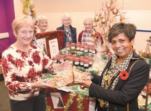 Combined Charities Fair raises profiles of good causes