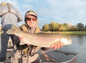 Big Fish Column: Anglers find smaller stillwaters in better shape than rain-swollen rivers