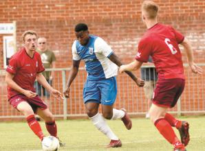 Burnham boss Shone confident Blues have moved past 'bump in the road'