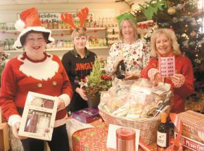 Braywick Heath Nurseries festive fair raises £1,400