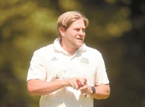 Lambert connection will see Berkshire meet Middlesex in 50-over match at Falkland Cricket Club