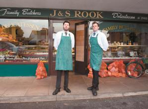 Parma ham, cheese, and knives stolen during break-in atHolyport butchers