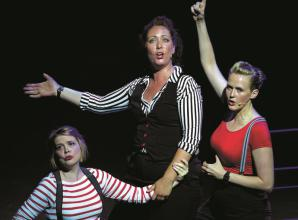 Showstopper: The Improvised Musical on at Wycombe Swan