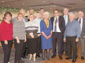Rotary Club hosts lunch aimed at tackling loneliness