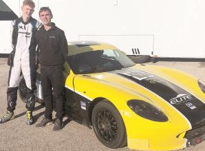 Ascot student Vincent gearing up to follow his father into motor racing