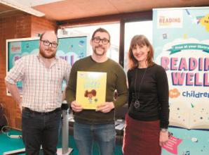 Book collection supporting children's wellbeing launches at Maidenhead Library