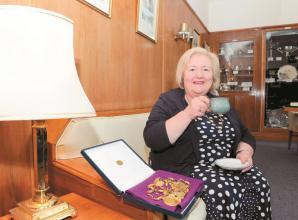Tributes paid to former Royal Borough mayor Eileen 'Dee' Quick