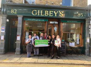 Eton restaurant sets £30,000 fundraising target to support Thames Hospice