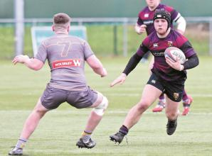 Weston-super-Mare loss could be the end of our season, says Maidenhead RFC captain Myke Parrott