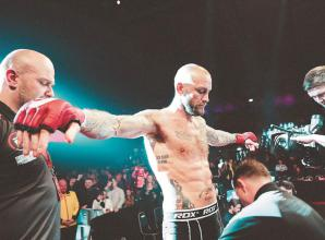 Brazier enjoying life under lockdown and will be ready to fight when called upon by Bellator