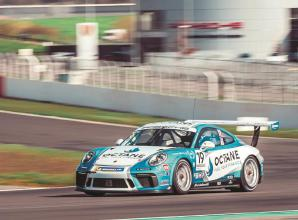 Virus puts the brakes on Harry's first season in Porsche's Carrera Cup
