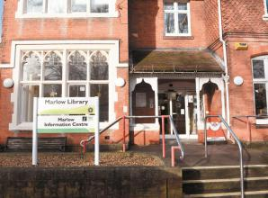 Marlow Library 'transformed' after extensive makeover