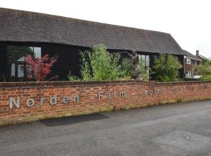 Funding pledge 'a ray of hope' for Norden Farm