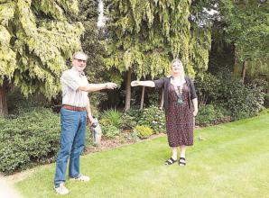 Maidenhead Lions Club welcomes new president