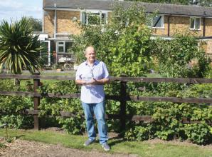 Winners of Holyport Village Show garden competition announced
