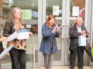 Burnham awards ceremony recognises those who have gone 'above and beyond'