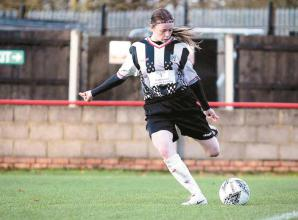 Maidenhead United's Halfacree named best young female player in Berkshire