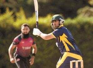 Home Counties Cricket: Shaan scores well as Burnham claim first victory of the season