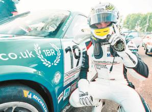 King's lightning fast start in Porsche Carrera Cup shows no sign of slowing down